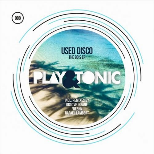 Used Disco - The 90's EP [811868 880297]